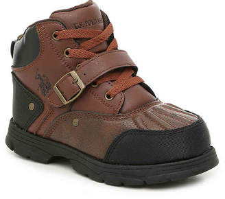 U.S. Polo Assn. Kedge Toddler & Youth Boot - Boy's