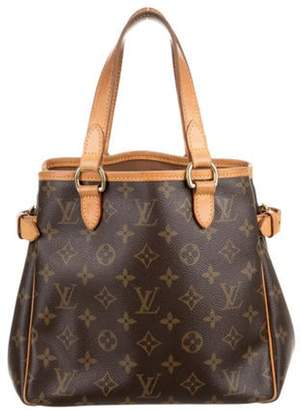 Louis Vuitton Monogram Batignolles Vertical PM Brown Monogram Batignolles Vertical PM