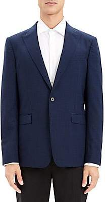 Theory Men's Chambers Stretch Wool Suit Jacket