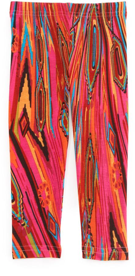 Baby Sara Abstract-Print Leggings