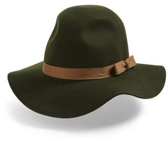 Brixton 'Dalila' Floppy Felt Hat