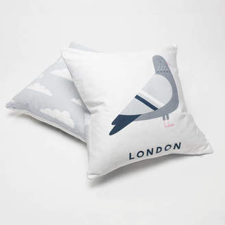 Pigeon Evermade London Cushion