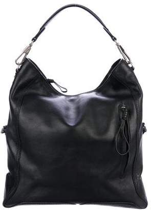 3.1 Phillip Lim Leather Fold-Over Satchel