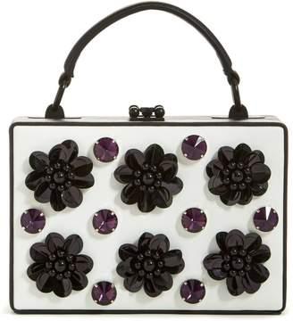 Nasty Gal Flower Applique Bag