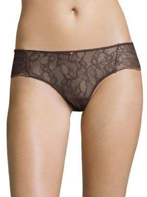 Eberjey Floral Lace Hipster