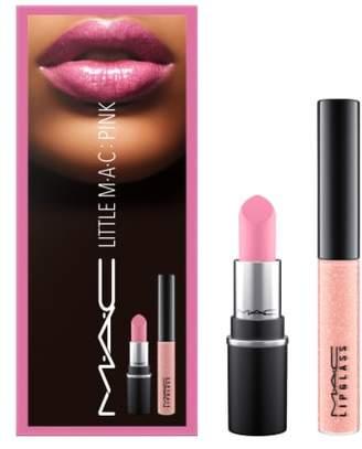 M·A·C MAC Cosmetics MAC Little MAC Pink Lip Duo