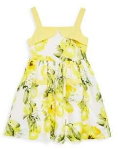 Rachel Riley Toddler's, Little Girl's & Girl's Lemon Sundress