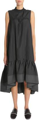 3.1 Phillip Lim Smock-neck Dress