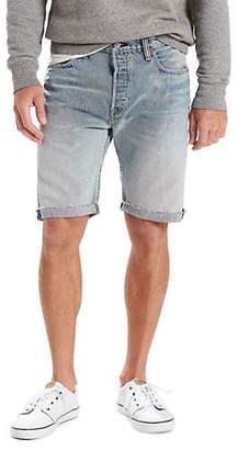 Levi's 501 Cut-Off Denim Shorts