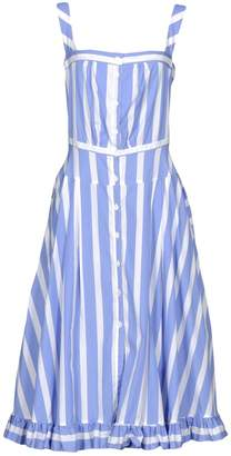 Thierry Colson 3/4 length dresses