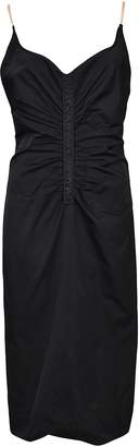 N°21 N.21 N.21 Pleated Detail Dress
