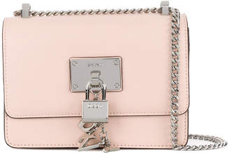 DKNY buckle cross-body bag