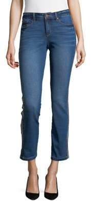 Jones New York Bianca Cropped Jeans