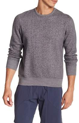 Reigning Champ Tiger Fleece Crew Neck Sweater