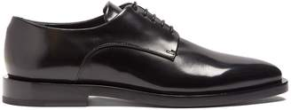 Jil Sander High-shine lace-up derby shoes