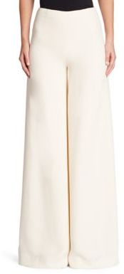 Ralph Lauren Collection Charmain Silk Pants $1,690 thestylecure.com