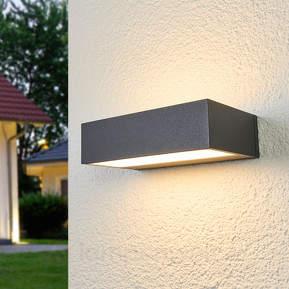 Elton - LED-Außenwandlampe Lichtaustritt 2-seitig