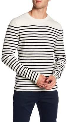 Vince Bretton Cashmere Stripe Sweater