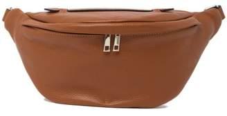 Sofia Cardoni Pebbled Leather Belt Bag