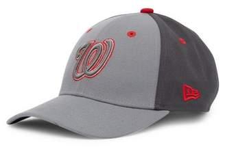 New Era Cap Washington Nationals Gray Pop Cap