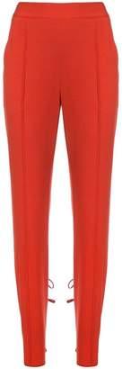 Rosie Assoulin tie fastening detail trousers