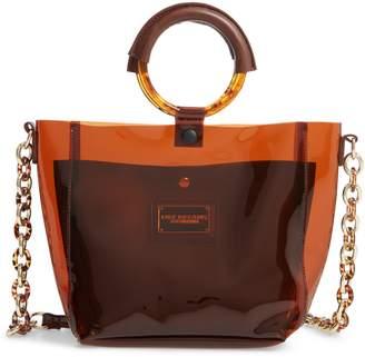 Like Dreams Transparent Shoulder Bag