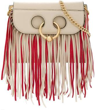 J.W.Anderson fringe shoulder bag