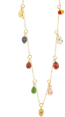 Joan Rivers Classics Collection Joan Rivers Private Collection Egg Charm Necklace