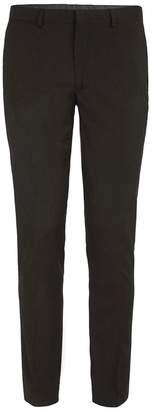 Topman Black Ultra Skinny Fit Suit Trousers