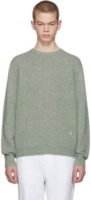 Acne Studios Green Nicoul Sweater
