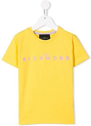 John Richmond Junior ロゴ Tシャツ