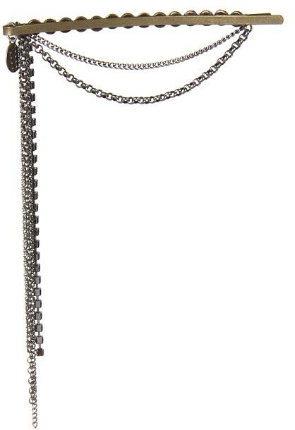 Jane Tran Chain Cascade Bobby Pin