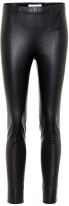 Schumacher Dorothee Skinny leather pants
