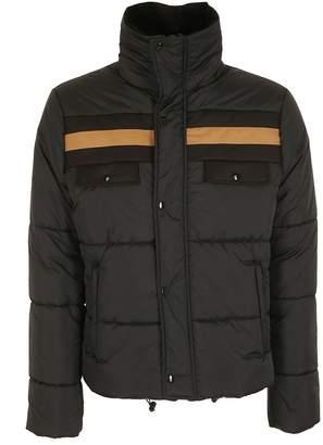 N°21 N.21 Stripe Detail Padded Jacket