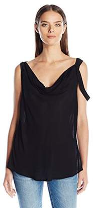Wilt Women's Draped Neck Shell