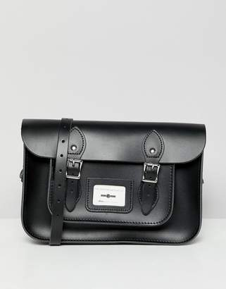 The Leather Satchel Company 12.5 Classic Satchel