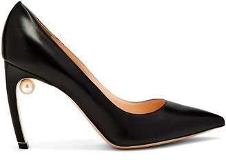 Nicholas Kirkwood Mira leather pumps
