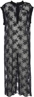 Ter Et Bantine Floral-laced Long Dress