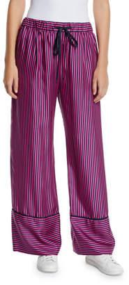 Maggie Marilyn Sing Me To Sleep Striped Pajama Pants