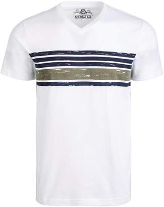 American Rag Men Chest-Stripe T-Shirt