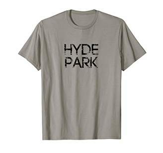 Hyde Park Distressed - Chicago T-Shirt
