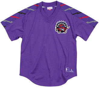 Mitchell & Ness Men's Toronto Raptors Winning Team Mesh V-Neck Jersey