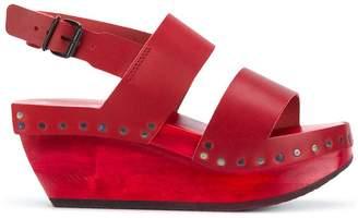 Trippen classic sling-back sandals