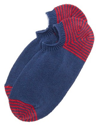 Anonymous Ism Silk & Cotton Low Cut Socks $21 thestylecure.com
