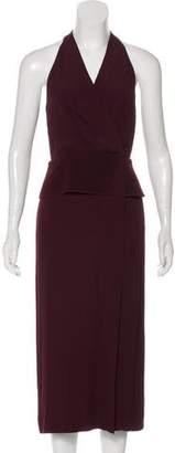 Dion Lee Sleeveless Midi Dress w/ Tags