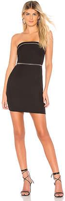 by the way. Raegan Strapless Mini Dress