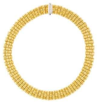 Roberto Coin 18K Diamond Appassionata Necklace