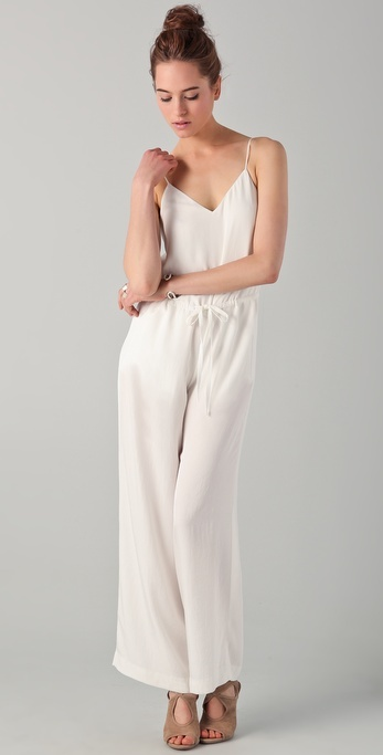 Tess giberson Slouchy Jumpsuit