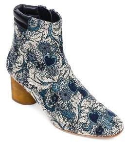 Bernardo Izzy Textured Booties