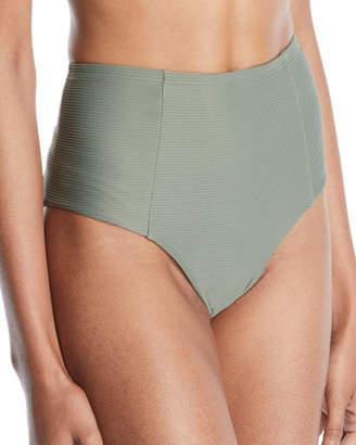 Onia Leah High-Waist Bikini Swim Bottom